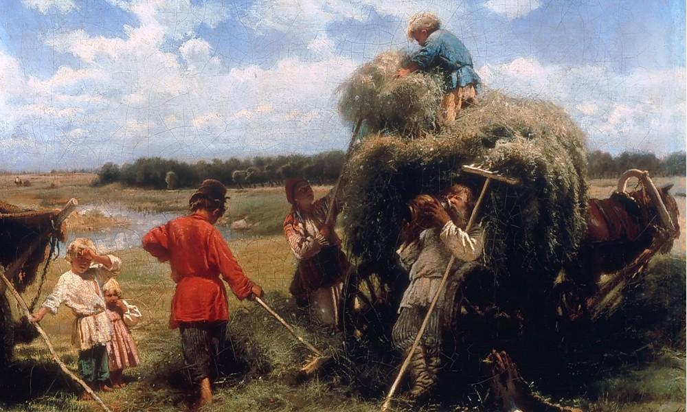 Стихи Сергея Есенина о деревне