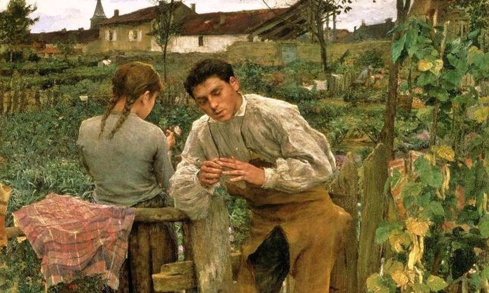 Стихи Сергея Есенина о любви