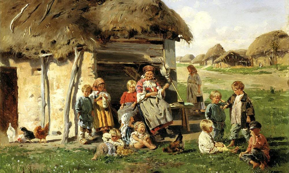 Стихи Сергея Есенина о матери