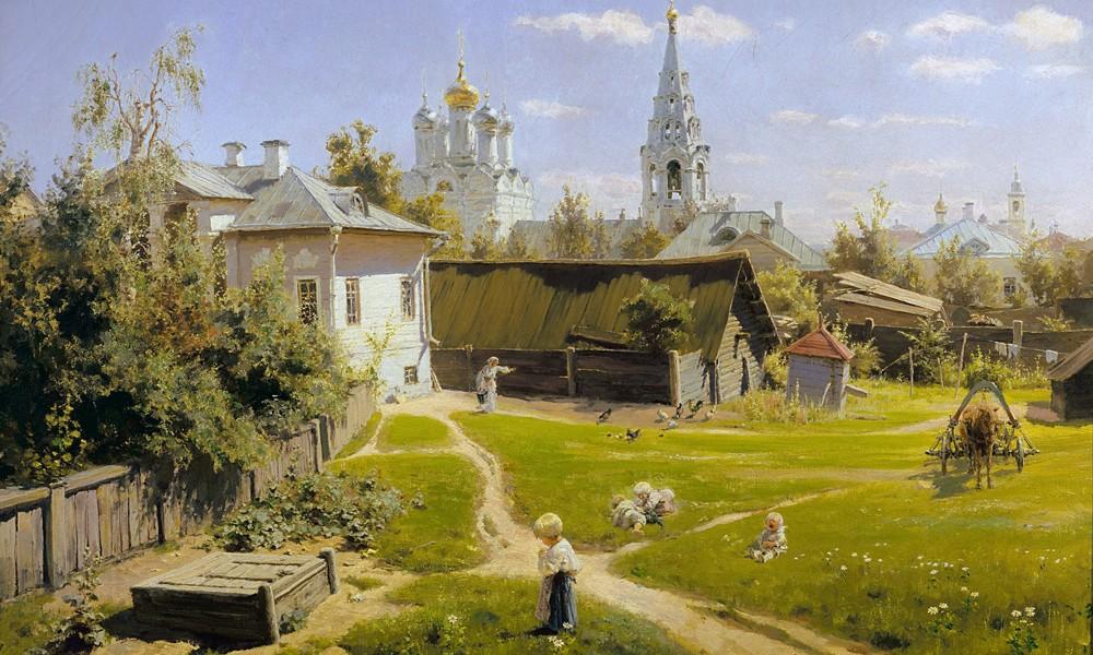 Стихи Сергея Есенина о Родине