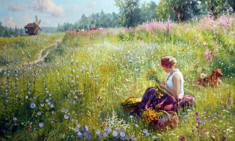 Стихи Сергея Есенина о женщине