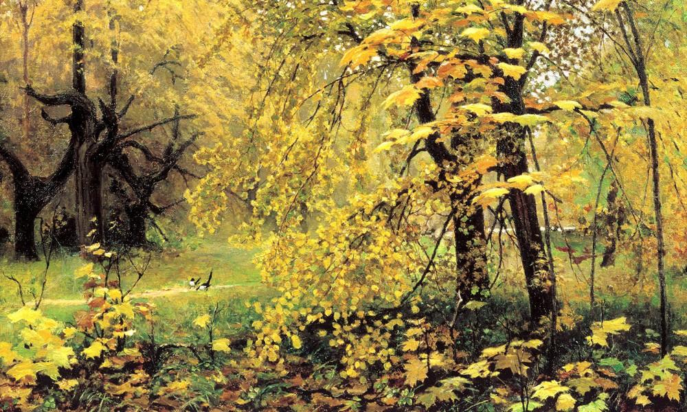 Стихи Сергея Есенина об осени